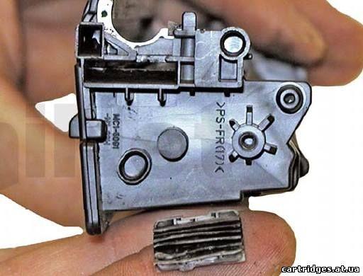 Заправка картриджей hp 1102 своими руками
